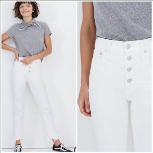 Madewell The Perfect Vintage Crop Jeans 28 Tall